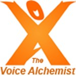 Logo copyright Emma Curtis The Voice Alchemist 2012